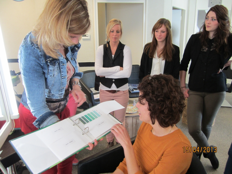 in house training 5-10 personen